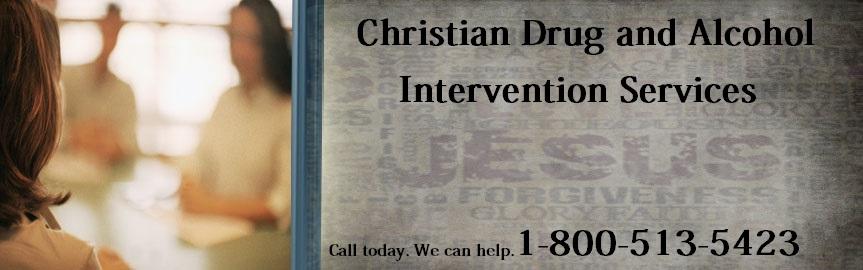 Christian drug and alcohol intervertion